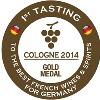Médaille d'or Cologne