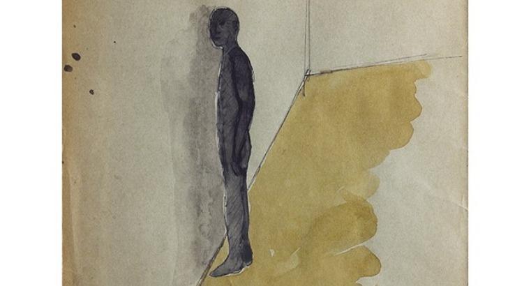 micha-laury-etude-pour-performance-ecouter-mur-1975-frac-picardie-des-mondes-dessines-paris-adagp-2018