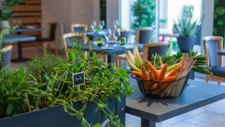 Restaurant Hotel Beau Rivage La Rosita Restaurant A Nogent Sur Seine