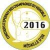 Concours d'Epernay des Champagnes du Vignoble : Médaille d'Or