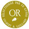 Médaille d'or Guide Gilbert & Gaillard