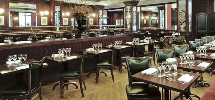 restaurant brasserie haussmann paris 09. Black Bedroom Furniture Sets. Home Design Ideas