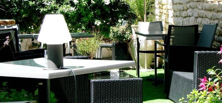 restaurant les jardins d ali nor le ch teau d 39 ol ron. Black Bedroom Furniture Sets. Home Design Ideas