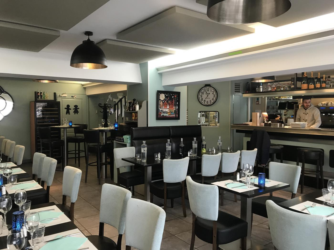 Restaurant le scoop le touquet paris plage 20 for Restaurant le jardin au touquet