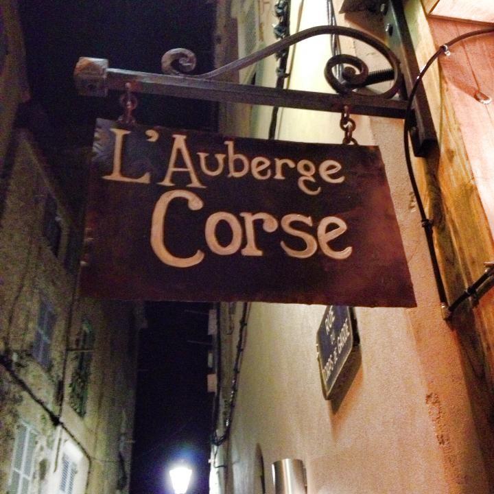 Restaurant Corse Rue Boulanger