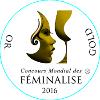 Or Concours Mondial des Feminalise