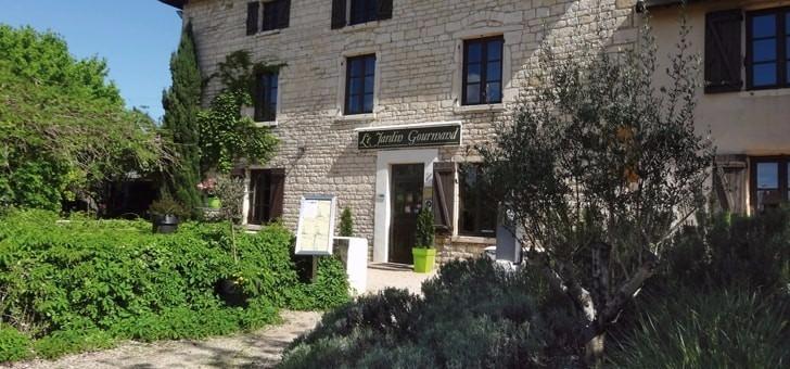 facade-restaurant-jardin-gourmand-a-amberieux