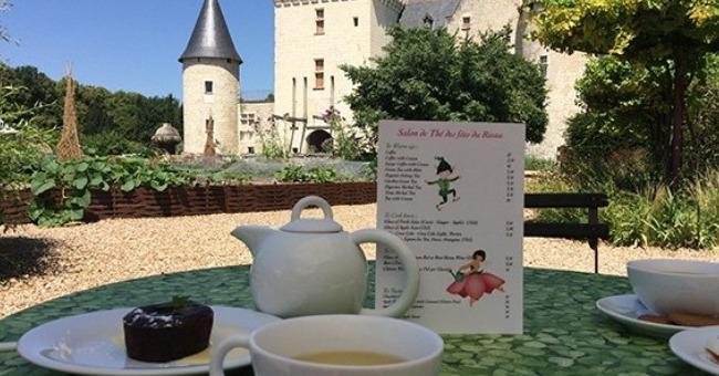 restaurant-chateau-du-rivau-a-lemere