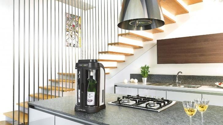 bar-a-vin-2-bouteilles-noir-silver-avec-conservation-de-bouteilles-ouvertes-wine-art-aci-wna100ce