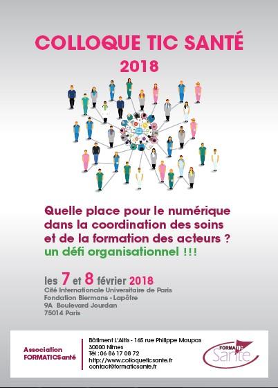 formaticsante-a-nimes-colloque-tic-sante-2018