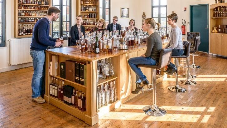 cognac-grosperrin-a-saintes-degustation-rime-avec-exaltation-des-sens