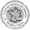 Argent Concours National des Crémants