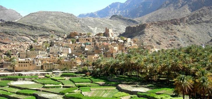 village-de-misfah-sultanat-d-oman