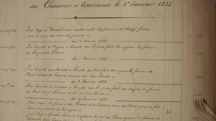 journal-compte-de-1833