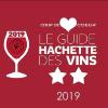 Un coup de cœur et deux étoiles dans le guide Hachette 2019