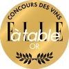 Médaille OR Concours Elle à table