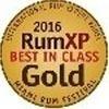 Miami Rum Renaissance Festival Médaille d'Or