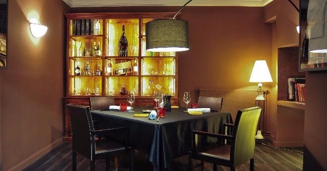 Restaurant l 39 esprit de la violette par marc de passorio aix en provence - Restaurant la salle a manger a salon de provence ...