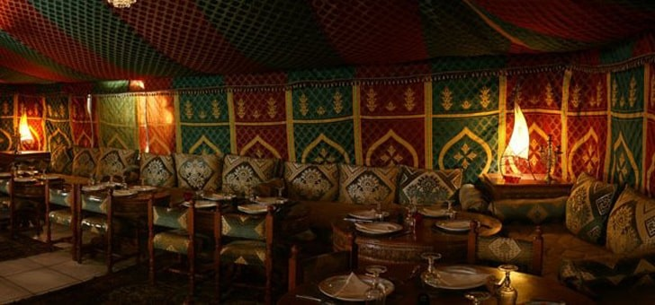 Restaurant Le Palais Bahia à Nantes