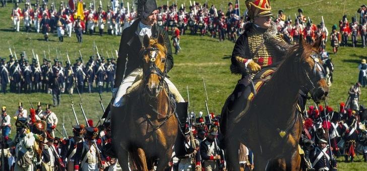 reconstitution-de-bataille-de-waterloo