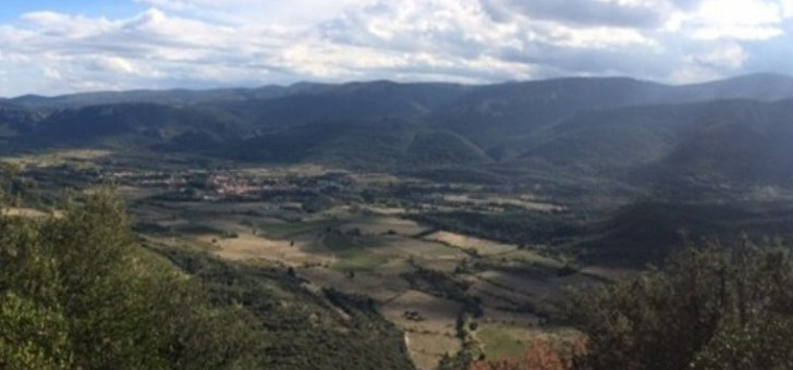 une-vue-depuis-montagne