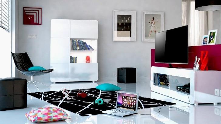 tousmesmeubles-armoire-vitrine-salon-gamme-mapp