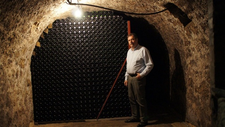 champagne-andre-brochot-conservation-des-millesimes-cave