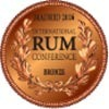 Madrid International Rum Conference Médaille de Bronze