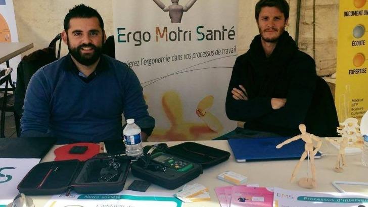 ergo-motri-sante-a-saint-jean-de-ruelle-participation-a-un-salon-professionnel