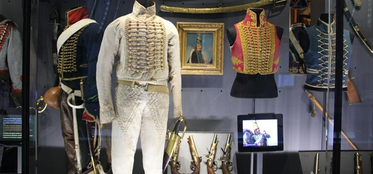 vitrine-collection-internationale-des-hussards