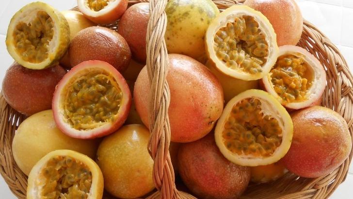 maracuja-plus-connu-sous-nom-de-fruit-de-passion-est-fruit-de-grenadille-une-plante-de-type-liane-grimpante-tropicale-de-famille-des-passiflores