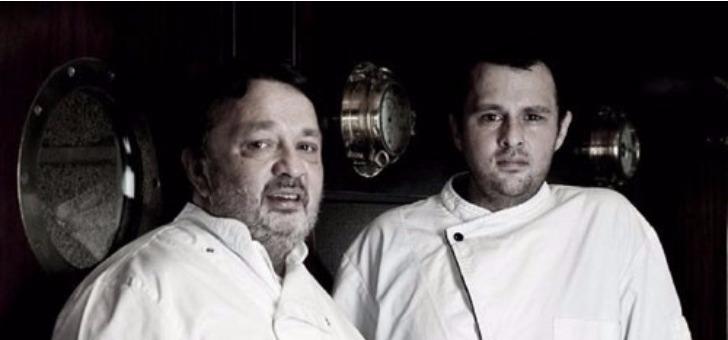 maestros-du-restaurant-ar-men-du-avec-photo-jean-marie-guen-rend-a-suite-de-son-pere-patrick-un-hommage-emouvant-au-terroir