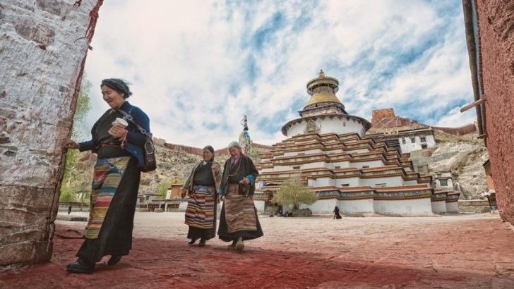 monastere-de-gyantse-tibet-chine
