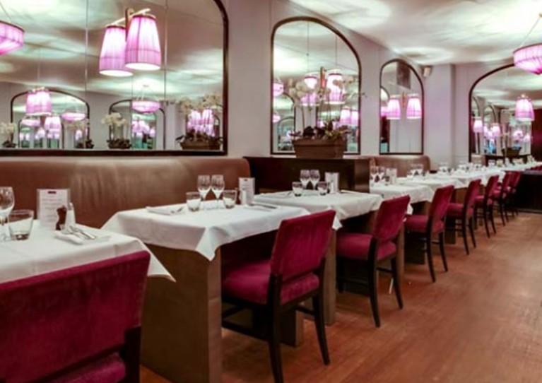 Restaurant L Envue A Paris