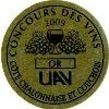 Or Concours des Vins de la Côte Chalonnaise