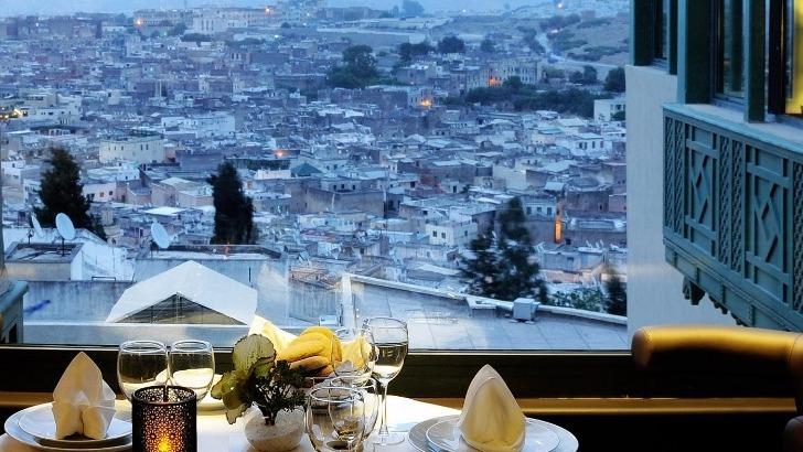restaurants-l-amandier-au-palais-faraj-a-fes