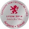 Médaille Argent Concours International LYON