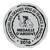 Argent Concours des Grands Vins de Mâcon