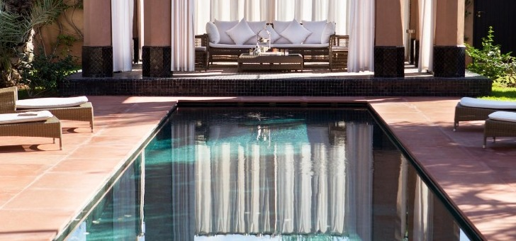 piscine-riad-au-selman-hotel-a-marrakech