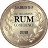 International Rum Competition Madrid Médaille d'Argent
