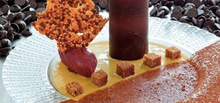 un-dessert-gourmand-au-logis-de-ostal-barry-a-najac