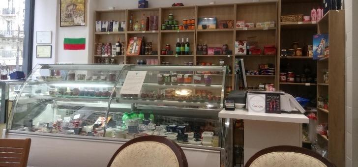restaurant-pisanov-a-paris-toute-une-palette-de-produits-bulgares-proposes-a-petite-boutique