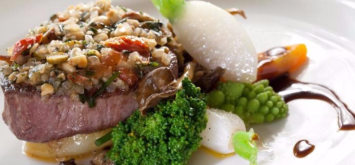 chef-etoile-michelin-fabien-taguemount-restaurant-potager-du-mas-orgon-entree-plat-dessert-saveur-de-provence