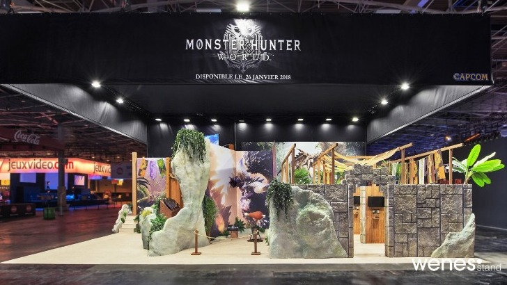 stand-monster-hunter-de-155m-paris-games-week
