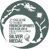 Silver Medal Cognac
