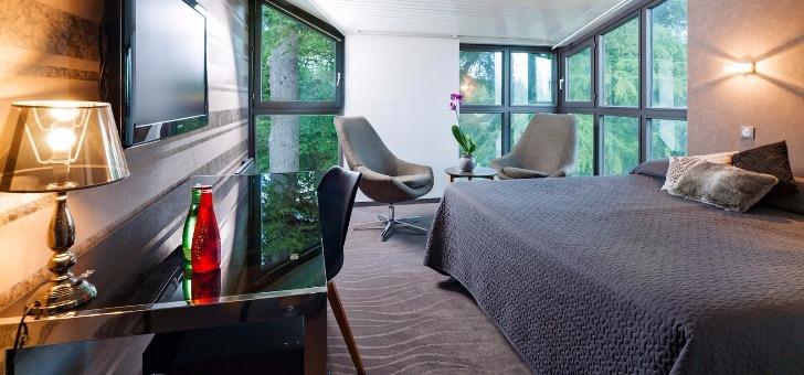 hotel-restaurant-du-chateau-de-tour-a-beguey-chambre-et-cuisine-gastronomique-francaise-etoilee-une-assiette-au-michelin-2017-visite-du-parc-naturel-des-landes-de-gascogne